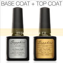 Base Coat и  Top Coat набор 2 шт