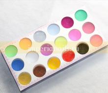 Цветная акриловая пудра Colors Acrylic DIY