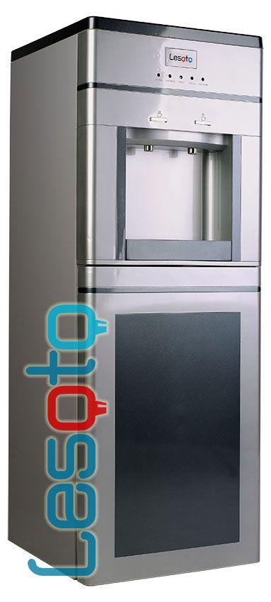 Кулер для воды Lesoto 666 L-B silver