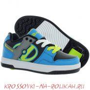 Роликовые кроссовки Heelys Flow 770394