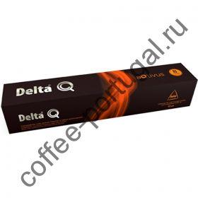 "Кофе ""Delta Q Aqtivus"" 10 капсул"