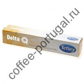 "Чай  ""Delta Q Tisanas Relax"" 10 капсул"
