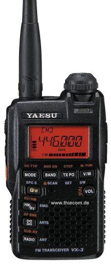 VX-3R Yeasu