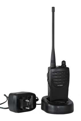 VT-44 H Портативная радиостанция
