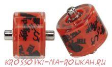 Ролики сменные Graffiti wheel kit - Граффити FATS ABEC 5