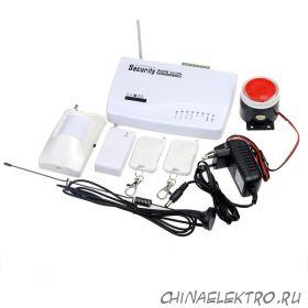 Беспроводная GSM сигнализация (GSM охранная система).