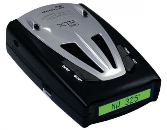 WHISTLER  XTR 590