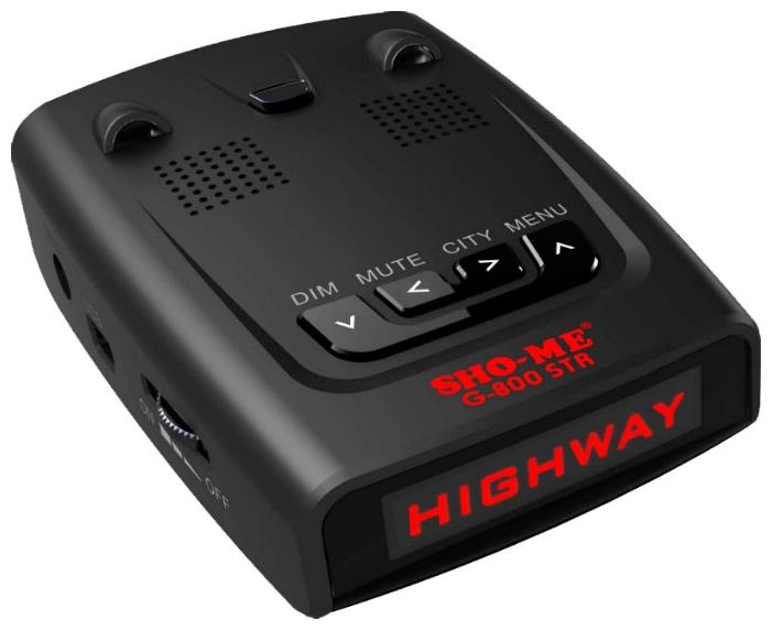 Sho-me G 800 (стрелка)+GPS