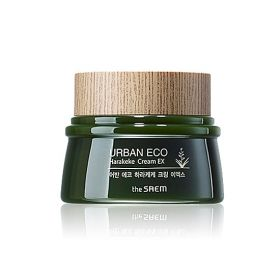 THE SAEM HARAKEKE CREAM EX 60ml - крем питательный EX с экстрактом новозеландского льна