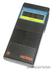 Индикатор радиоактивности НЕЙВА ИР-002