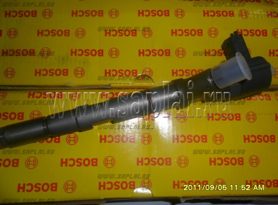 "0445 110 279 Форсунка BOSCH (система ""Common Rail"")"
