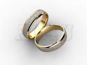 Обручальное кольцо LR 1804 l
