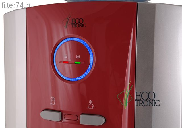 Кулер Ecotronic G8-LS Red