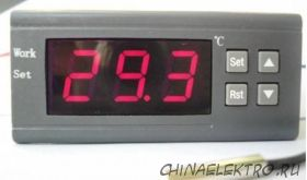 WH7016C Термостат цифровой с цифровым светодиодным дисплеем