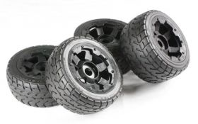 "HPI Baja 5B highway-road ""TARMAC BUSTER"" w/ Super Star Wheels Set"