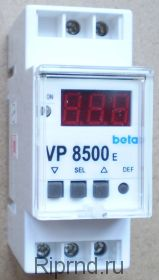 Устройство защиты VP-8500 Beta с подключением резервного генератора