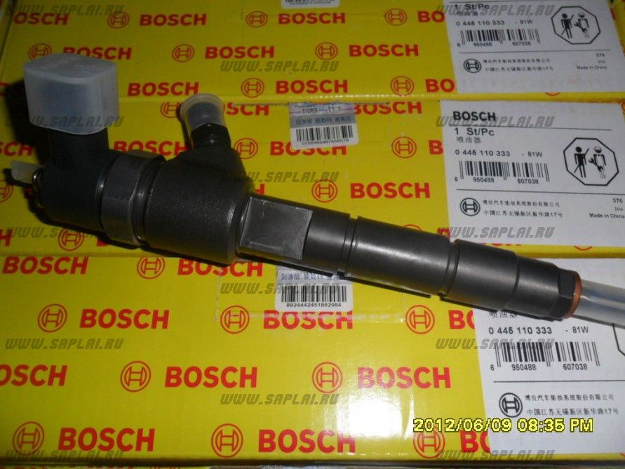 "0445 110 333 Форсунка BOSCH (система ""Common Rail"")"