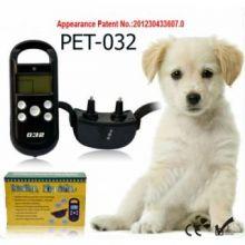 Электронный ошейник РЕТ-032 с ЖК-дисплеем для лохматых или упрямых собак