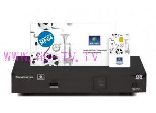 Комплект НТВ-ПЛЮС Full HD с ресивером Sagemcom DSI74 HD