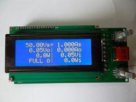 Блок питания с микропроцессорным управлением .