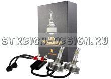 Светодиодные LED лампы цоколь Н3 6000k 3000LM (США)