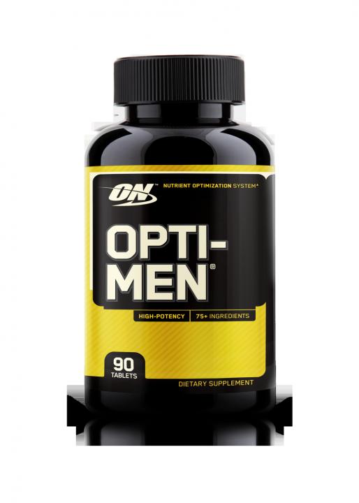 OPTIMUM NUTRITION Opti - Men 90таб. скл 2 1-2дня