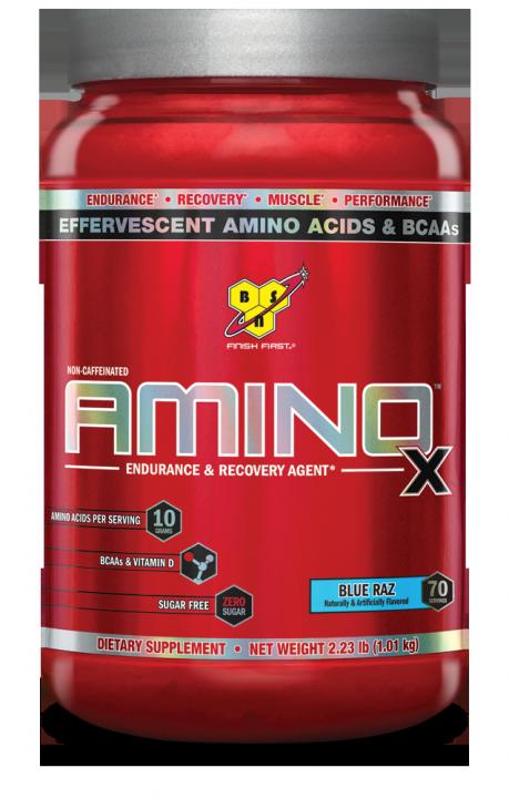 BSN Amino-X 70 serv 2,23lb (1,01кг.) скл2 1-2 дня