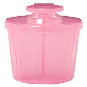 Контейнер-дозатор сухой смеси, розовый (арт. AC038)
