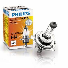 Галогеновые лампы Philips Vision (+30%)