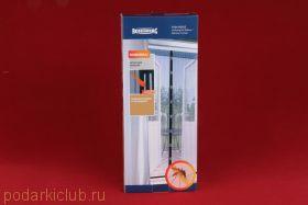 Противомоскитная сетка (100x220) ROSENBERG 7949 BEIGE (код 128)