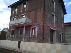 3-х этажный коттедж в Свердловском районе г. Иркутска
