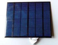 Солнечная панель 3W-6V USB