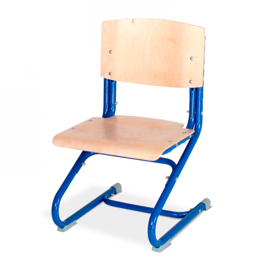 Стул СУТ 01-01 с фанерным сиденьем и подспинником. Распродажа.