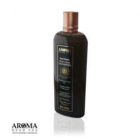 Уникальный грязевой шампунь Aroma Dead Sea от перхоти и выпадения волос