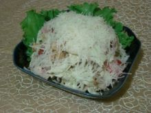Салат шафран  400 гр