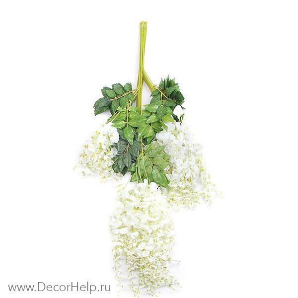 Глициния белая (12шт)