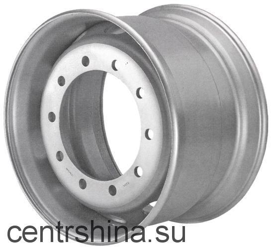 11,75x22,5  ЕТ120  ASTERRO (22115В)  усиленный  Диск колесный