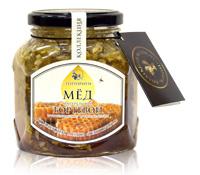 Мёд бортевой 450 г