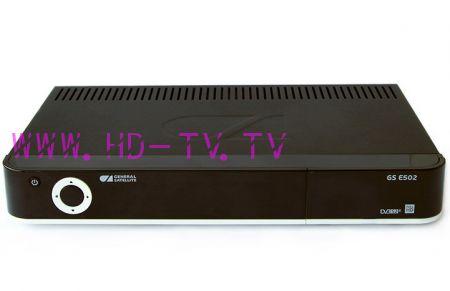 Комплект Триколор ТВ Full HD с ресивером-сервером GS-E502