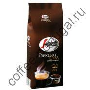 """Кофе """"Segafredo Espresso Casa"""" в зернах  250 гр"""