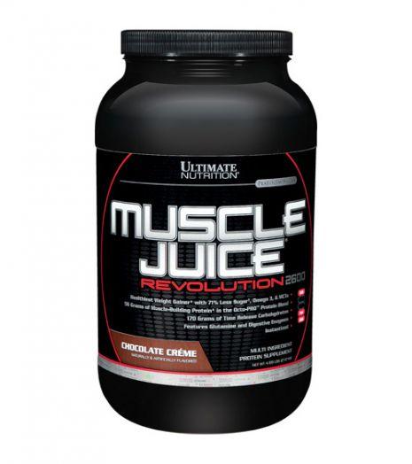 ULTIMATE NUTRITION Muscle Juice Revolution 4,69lb (2.12кг.)