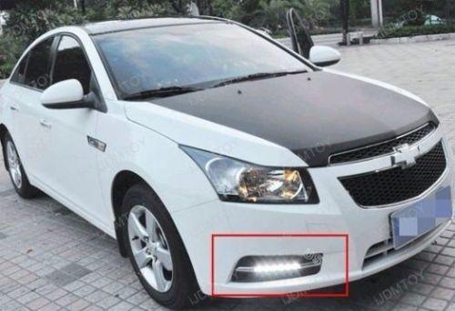 ДХО для Chevrolet Cruze 2009-2012гг (с проводкой)