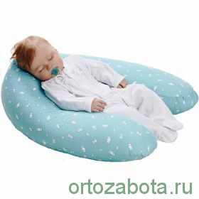 Многофункциональная подушка для беременных и мам TRELAX Banana арт. П23