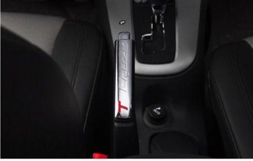 Хромированная накладка на ручник Chevrolet Cruze