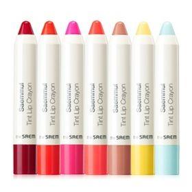 The Saem Saemmul Tint Lip Crayon 3ml -  Карандаш-помада для губ