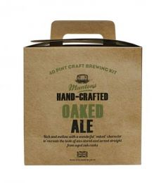 Muntons Oaked Ale 3,6 кг