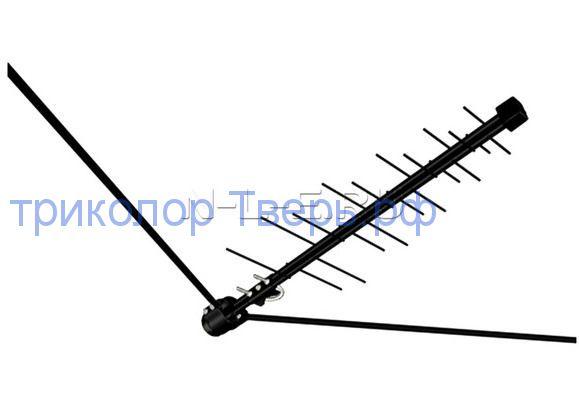 Антенна наружная всеволновая Дельта H311A-01 с усилителем