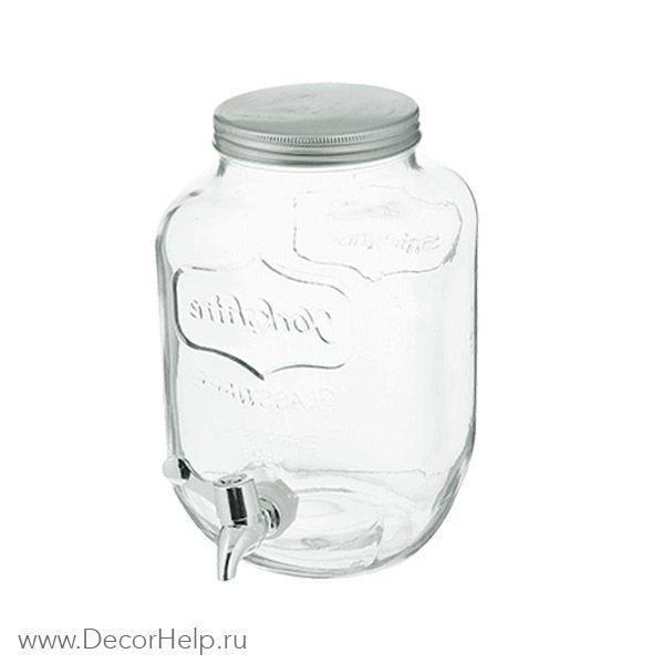 Диспенсер для лимонада арт: DL001