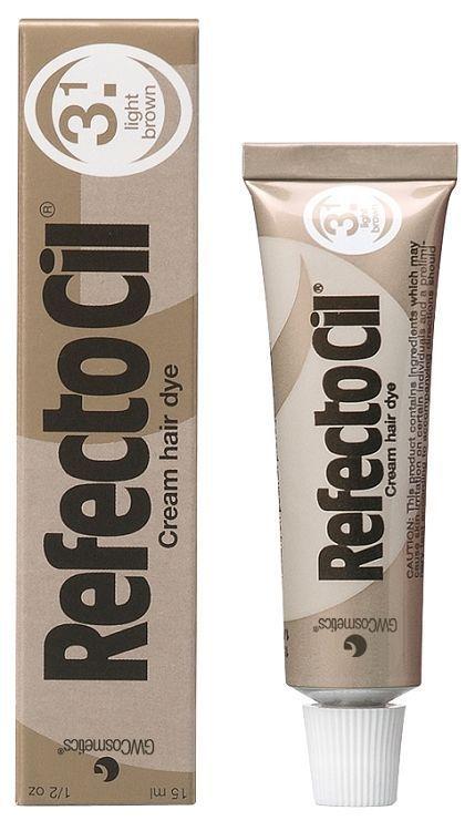 Refectocil Краска для бровей Блондор №3.1 светло коричневый