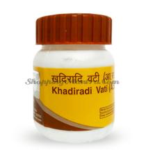 Кхадиради Вати Патанджали Аюрведа / Divya Patanjali Khadiradi Vati